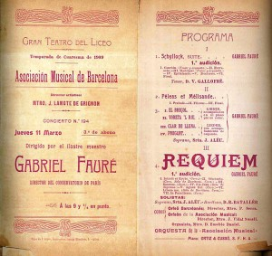 Fauré-Requiem_Barcelona_1909